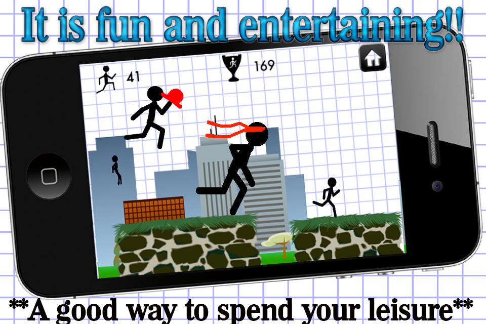 Screenshot Doodle Sprint