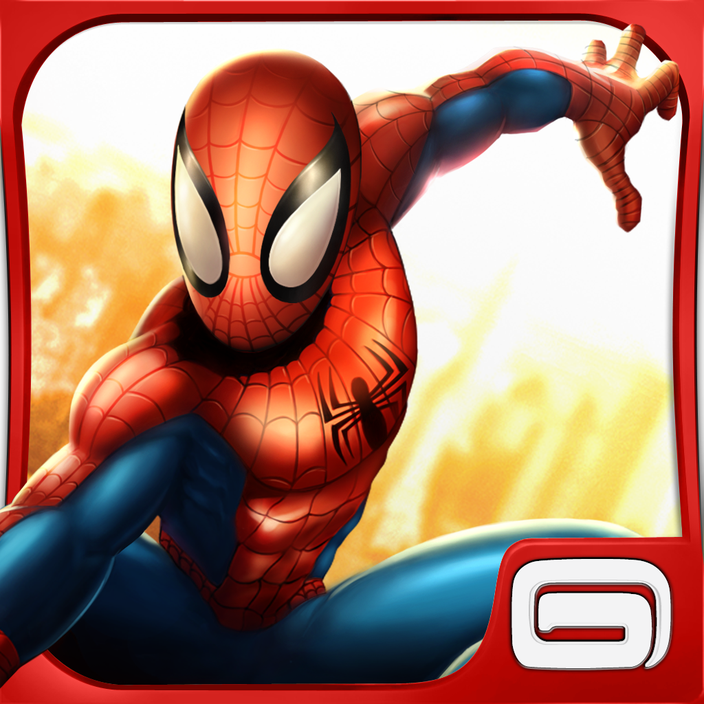 Spider-Man: Total Mayhem HD iOS